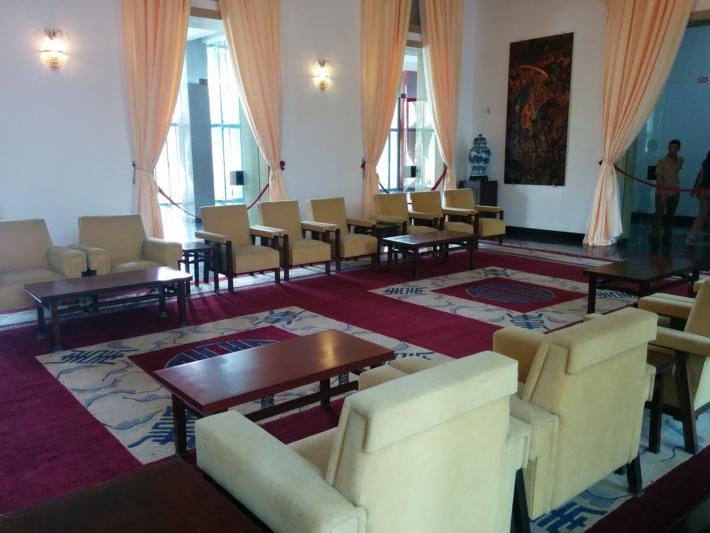 統一会堂 副大統領応接室