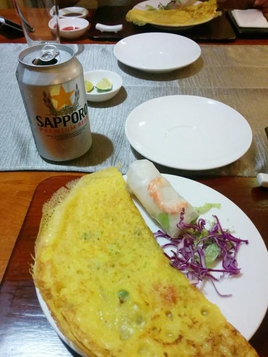 ベトナムのサッポロビール