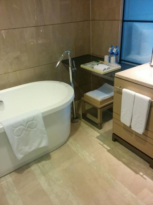ホテルニッコーサイゴン・バスルーム