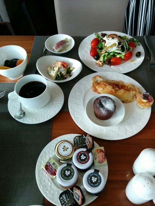 ホテルニッコーサイゴンの朝食