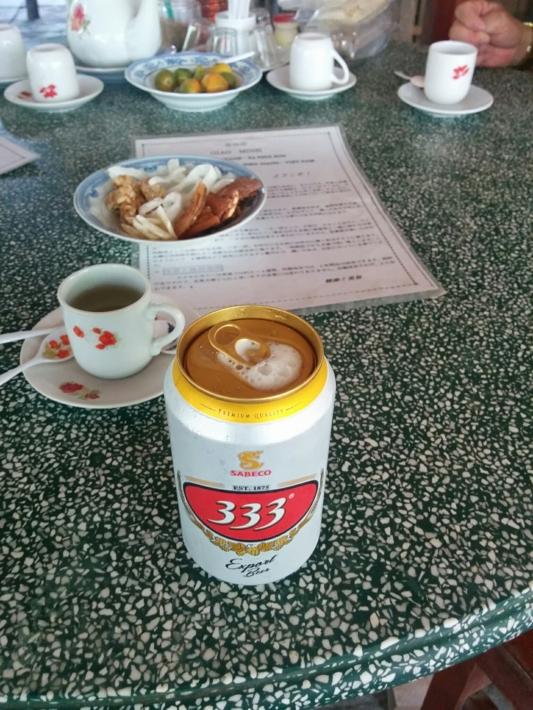 ベトナム・333ビール