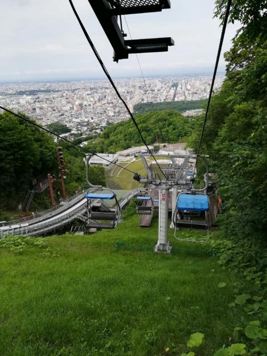 大倉山リフト