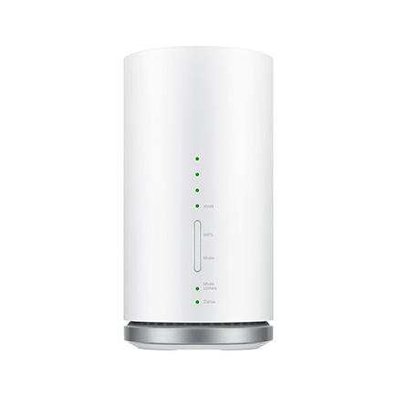 Speed Wi-Fi HOME L01 前面