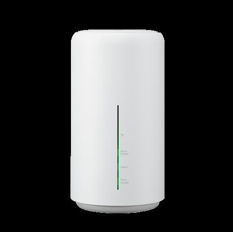 Speed Wi-Fi HOME L02 前面